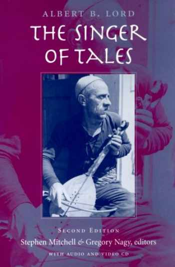 9780674002838-0674002830-The Singer of Tales