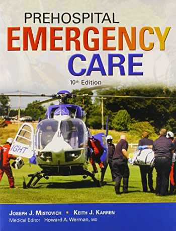 9780133447934-0133447936-Prehospital Emergency Care and Workbook Package (10th Edition)