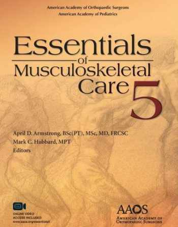 9781625524157-1625524153-Essentials of Musculoskeletal Care, 5th Edition