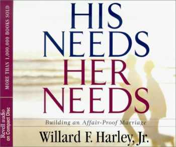 9780800744236-0800744233-His Needs, Her Needs: Building an Affair-Proof Marriage