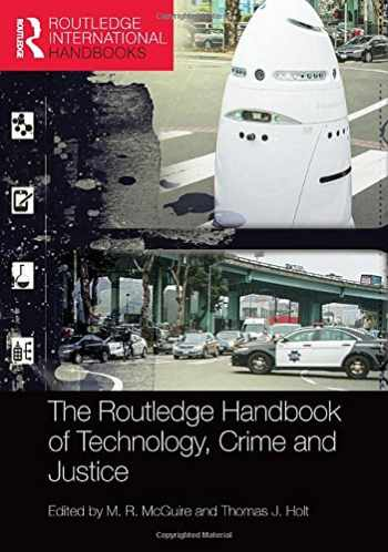 9781138820135-113882013X-The Routledge Handbook of Technology, Crime and Justice (Routledge International Handbooks)