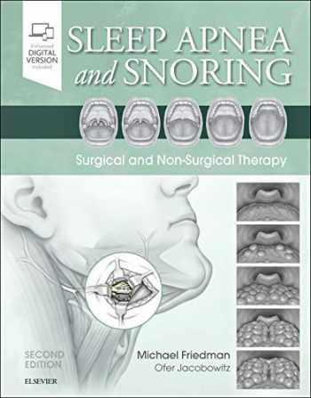 9780323443395-0323443397-Sleep Apnea and Snoring: Surgical and Non-Surgical Therapy