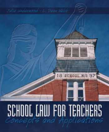 9780131192423-0131192426-School Law for Teachers: Concepts and Applications