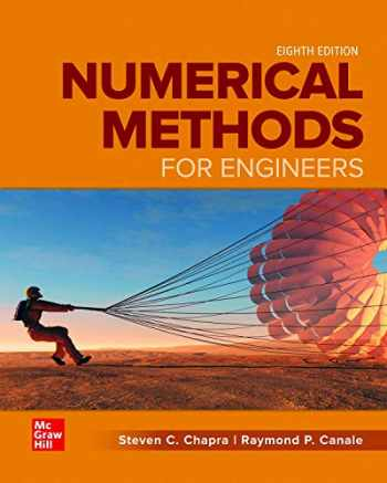 9781260484588-1260484580-Loose Leaf for Numerical Methods for Engineers