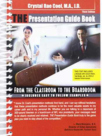 9781524937577-1524937576-THE Presentation Guide Book: From the Classroom to the Boardroom