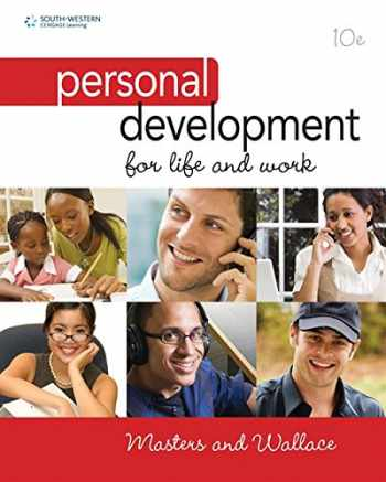 9780538450232-0538450231-Personal Development for Life and Work