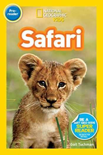 9781426306143-1426306148-National Geographic Readers: Safari