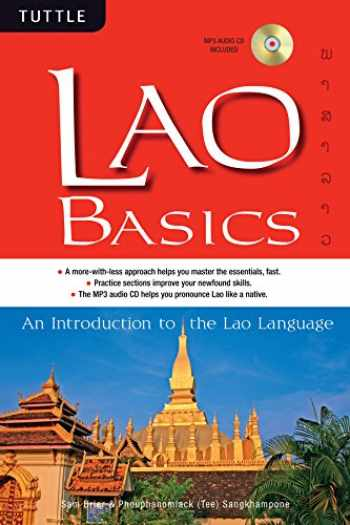9780804840996-0804840997-Lao Basics: An Introduction to the Lao Language (Audio CD Included) (Tuttle Basics)