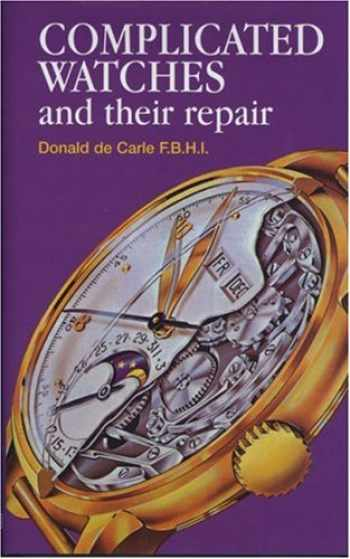 9780719800900-0719800900-Complicated Watches and Their Repair