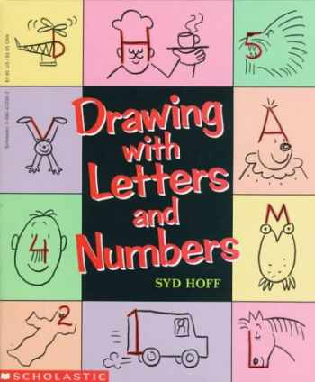 9780590470308-0590470302-Drawing With Letters and Numbers