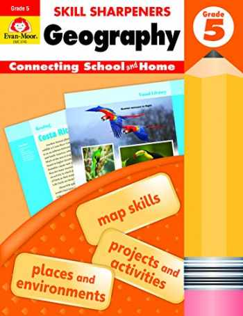 9781629384726-1629384720-Skill Sharpeners Geography, Grade 5