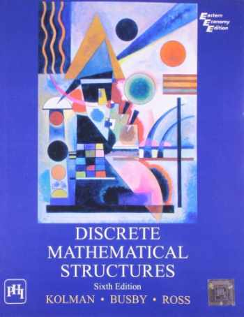 9788120336896-8120336895-Discrete Mathematical Structures 6th Economy Edition