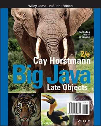 9781119398721-111939872X-Big Java: Late Objects
