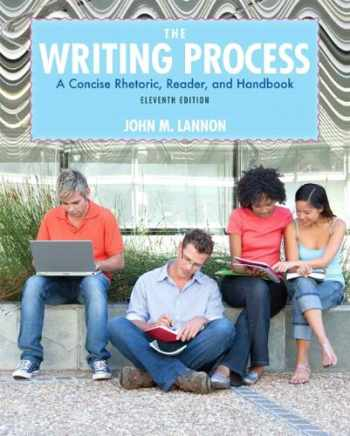 9780205210091-0205210090-The Writing Process (11th Edition)