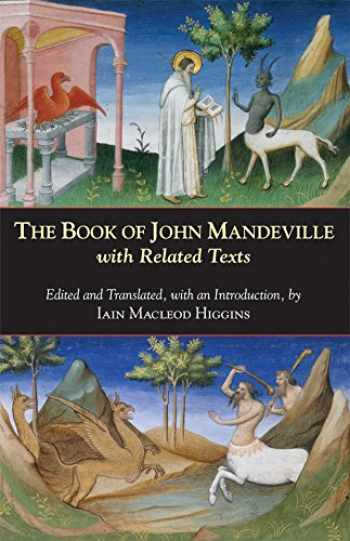 9780872209350-0872209350-The Book of John Mandeville: with Related Texts (Hackett Classics)