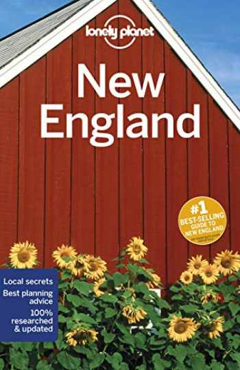 9781787013537-1787013537-Lonely Planet New England (Regional Guide)