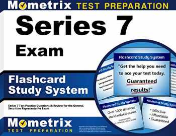 9781610728676-161072867X-Series 7 Exam Flashcard Study System: Series 7 Test Practice Questions & Review for the General Securities Representative Exam (Cards)