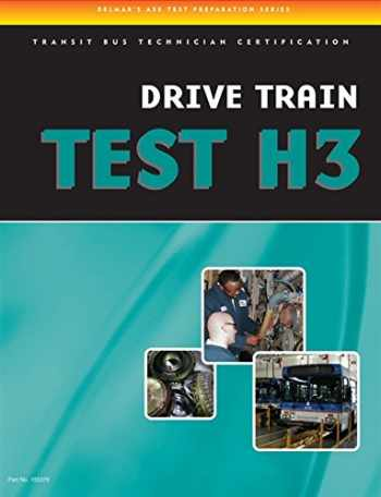 9781435453760-143545376X-ASE Test Preparation - Transit Bus H3, Drive Train (ASE Test Preparation Series)