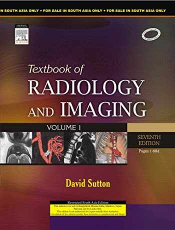 9788131220160-8131220168-TEXTBOOK OF RADIOLOGY AND IMAGING (2VOLS)(IE)