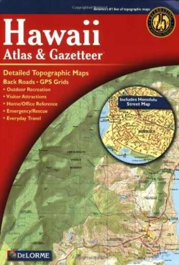 9780899333441-0899333443-Hawaii Atlas & Gazetteer