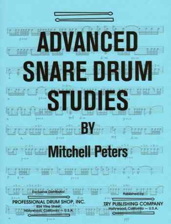 9781934638149-1934638145-TRY1065 - Advanced Snare Drum Studies