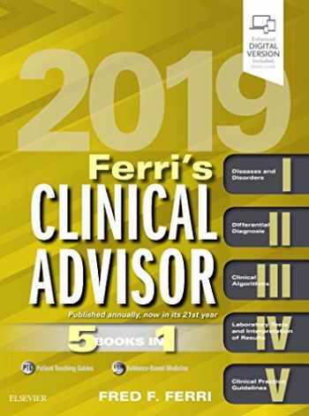 9780323530422-0323530427-Ferri's Clinical Advisor 2019: 5 Books in 1 (Ferri's Medical Solutions)