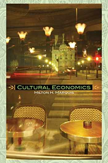 9781524967871-1524967874-Cultural Economics