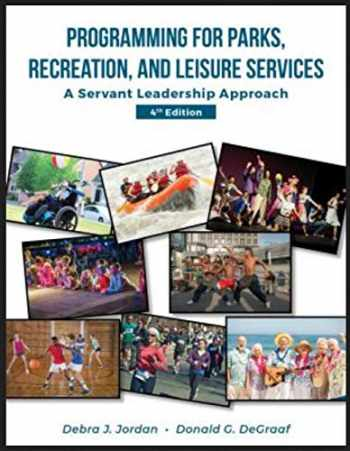 9781571679543-1571679545-Programming for Parks, Recreation and Leisure Services