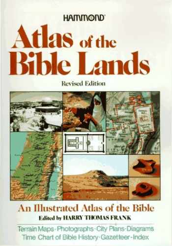 9780843770568-0843770562-Atlas of the Bible Lands