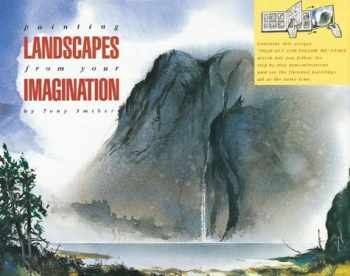 9781929834020-1929834020-Painting Landscapes from Your Imagination (A Fold Out and Follow Me Project Book)