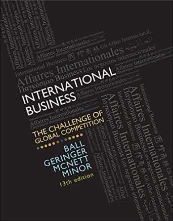9780077606121-0077606124-International Business: The Challenge of Global Competition, 13th Edition
