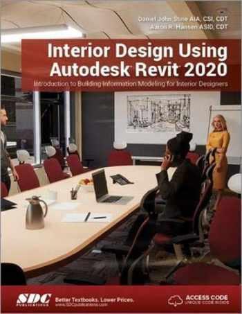 9781630572549-1630572543-Interior Design Using Autodesk Revit 2020