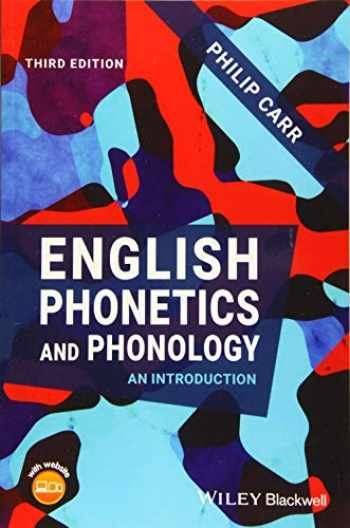 9781119533740-1119533740-English Phonetics and Phonology: An Introduction