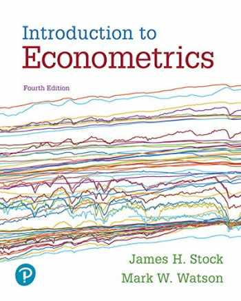 9780134461991-0134461991-Introduction to Econometrics (4th Edition) (Pearson Series in Economics)