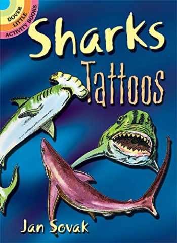 9780486402437-0486402436-Sharks Tattoos (Dover Tattoos)