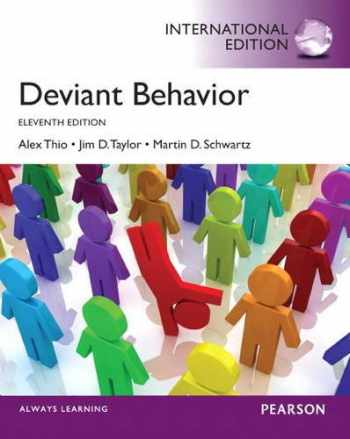 9780205896974-0205896979-Deviant Behavior