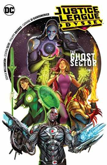 9781401289492-1401289495-Justice League Odyssey Vol. 1: The Ghost Sector (Justice League Odysey)