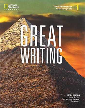 9780357021057-0357021053-Great Writing 1: Student Book with Online Workbook