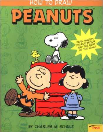 9780816772476-0816772479-How to Draw Peanuts (How to Draw)