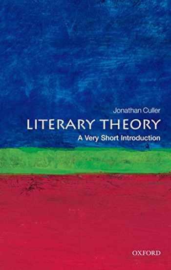 9780199691340-0199691347-Literary Theory: A Very Short Introduction