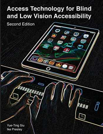9781950723034-1950723038-Access Technology for Blind and Low Vision Accessibility