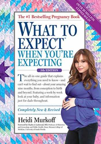 9780761189244-0761189246-What to Expect When You're Expecting (What to Expect (Workman Publishing))