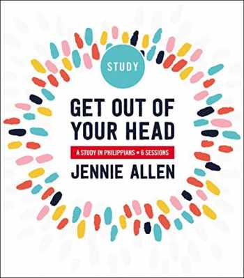 9780310116370-0310116376-Get Out of Your Head Study Guide: A Study in Philippians