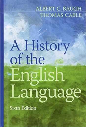 9780205229390-0205229395-History of the English Language, A