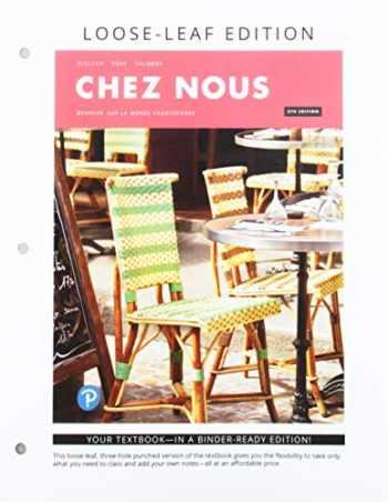 9780134877631-0134877632-Chez nous: Branché sur le monde francophone -- Loose-Leaf Edition