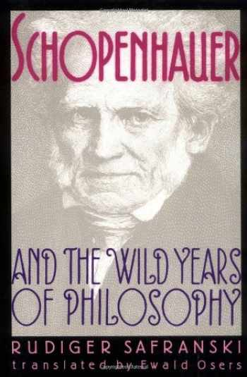 9780674792760-0674792769-Schopenhauer and the Wild Years of Philosophy
