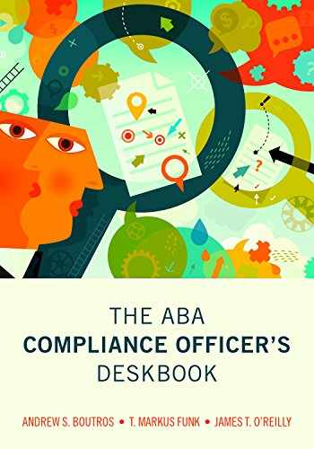 9781634256490-1634256492-The ABA Compliance Officer's Deskbook