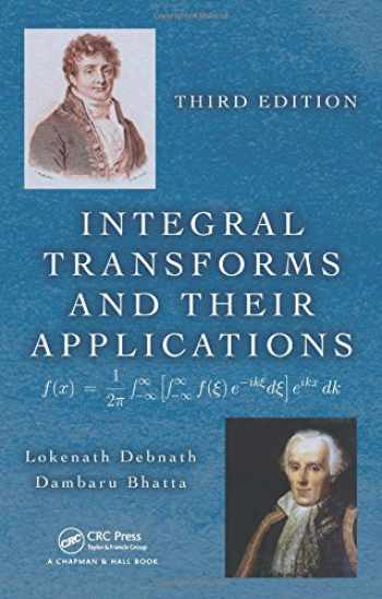 9781482223576-1482223570-Integral Transforms and Their Applications