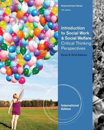 9781133354987-113335498X-Introduction to Social Work and Social Welfare Critical Thinking Perspectives