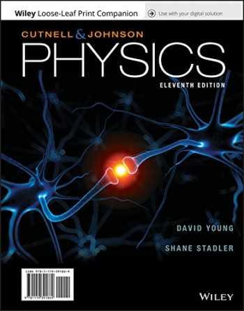 9781119394112-1119394112-Physics, 11e WileyPLUS + Loose-leaf